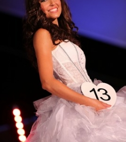 Anaïs Franchini (Miss Languedoc 2013)