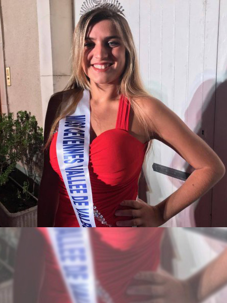 Miss Cévennes <br/> Marina Santiago