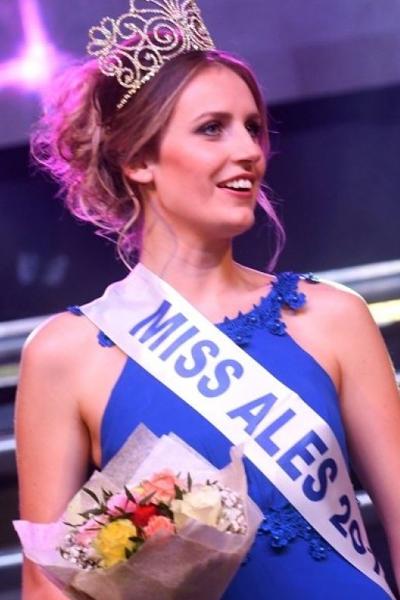 Miss Alès <br/> Alexia Arnault