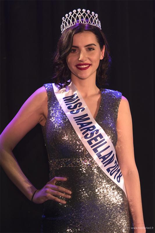 Miss Marseillan<br/> Shéhérazade Bourdié