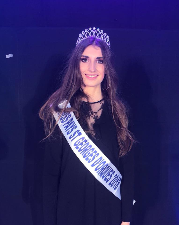 Miss Pays Saint-Georges d&rsquo;Orques <br/> Mathilde Dominique