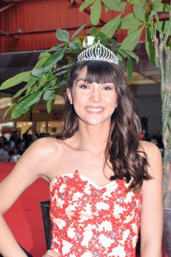 Miss Béziers 2019 <br/> Lucie Caussanel