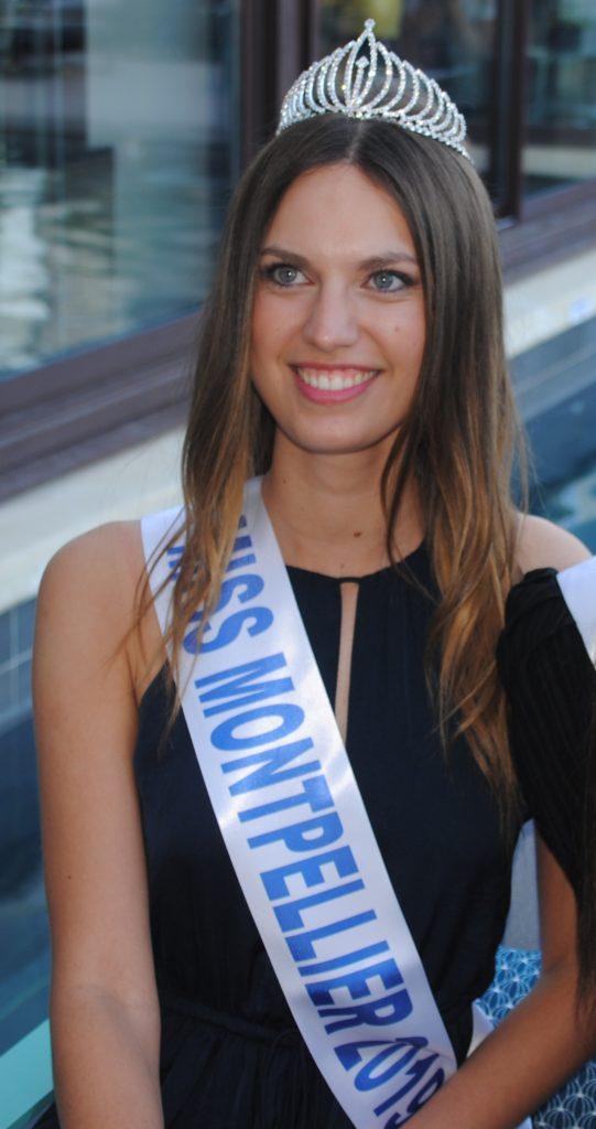 Miss Montpellier 2019 <br/> Alice Devouassoux