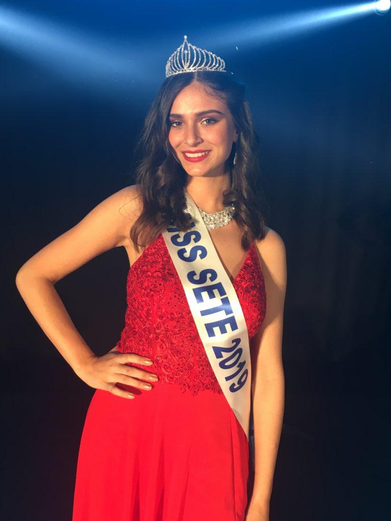 Miss Sète 2019 <br/> Lena Sorribes
