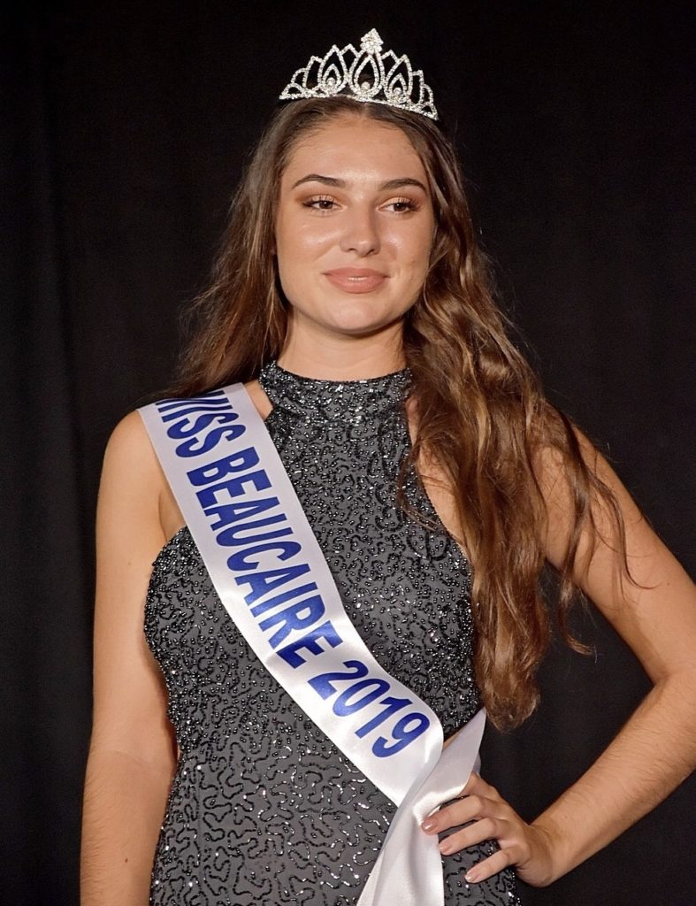 Miss Beaucaire 2019 <br/> Cameron Valliere