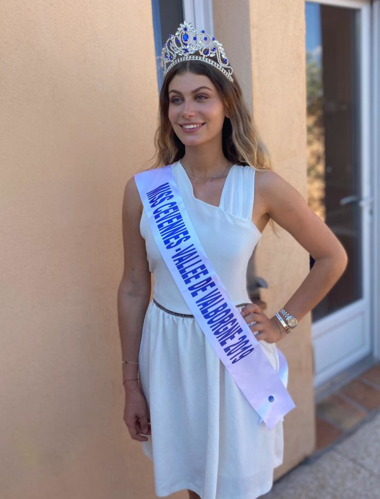 Miss Cévennes 2020<br/> Julia Camp Wolberg