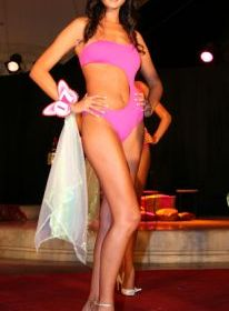 Cindy Filipiak (Miss Languedoc 2008)