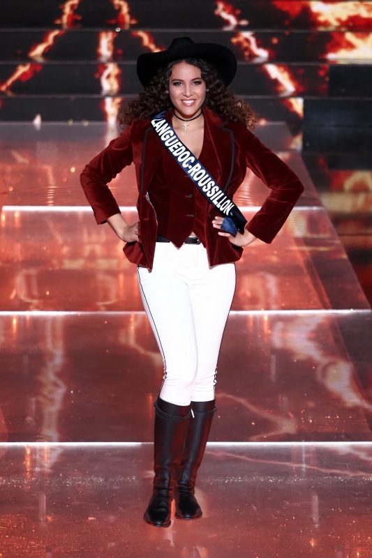 Illana Barry, Miss Languedoc-Roussillon 2020