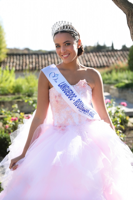 Illana Barry, Miss Languedoc-Roussillon 2020