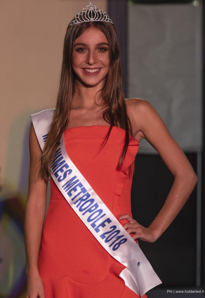 MissNîmes 2018<br/> Andréa Baeza