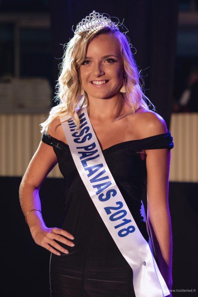 Miss Palavas 2018 <br/> Marie Gonzales